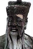 Wise Statue