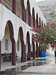Monastery Colonade