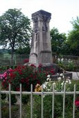 Lauzerte WWI Memorial