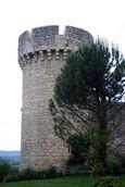 Aveyron castle