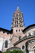 Toulouse bell tower