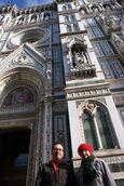 At the Duomo