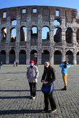 Us at Colosseum