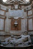 Fountain of Marforio