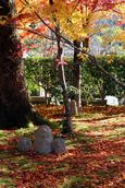 Cemetery Temple