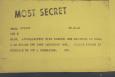 Oslo - Resistance Museum - Secret Message