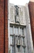 Oslo - Town Hall - Front door
