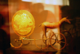 Copenhagen - National Museum - bronze age sun chariot
