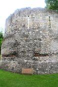 8 York - Multangular Tower