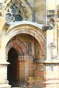 11 Rosslyn - doorway