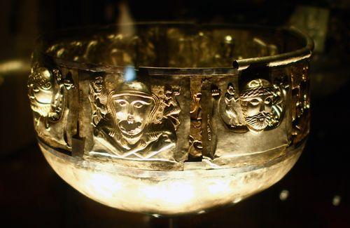 Copenhagen - National Museum - Viking cup