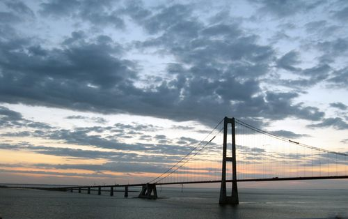 Ocean - Oresund bridge