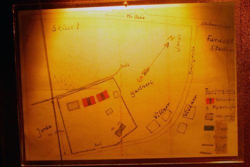 Oslo - Resistance Museum - Plans