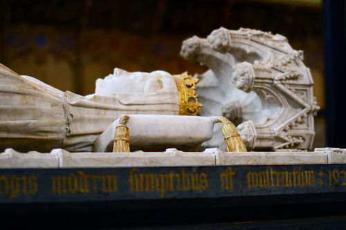 Roskilde Cathedral tomb