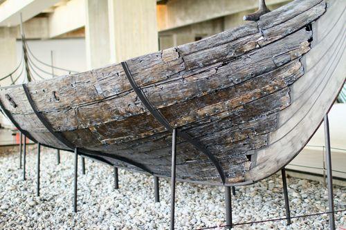 Roskilde - Viking ship