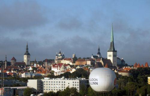 Tallinn - view