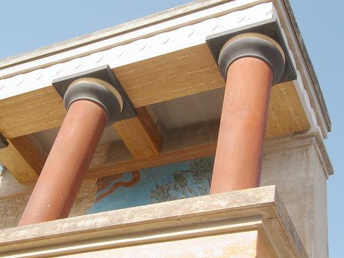 Knossos Pillars