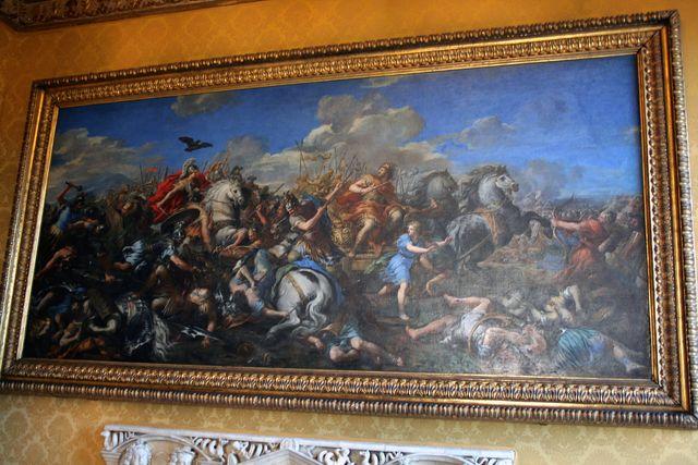 Capitoline Museum Painting