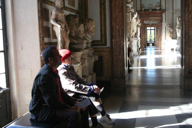 Capitoline Museum Hall