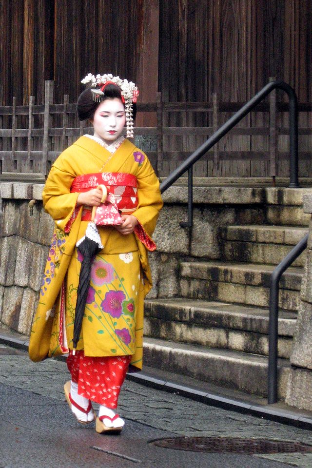 Another Tourist Geisha