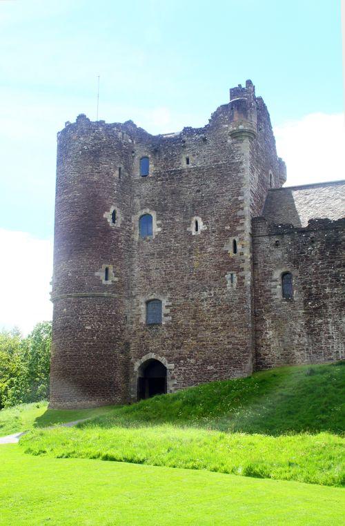2 Doune Castle - tower