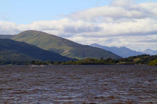 2 Loch Lomond - view
