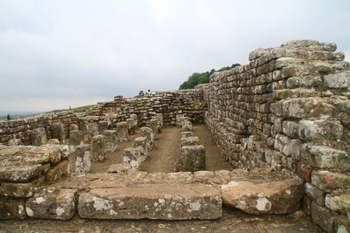 4 Hadrian's Wall - fort
