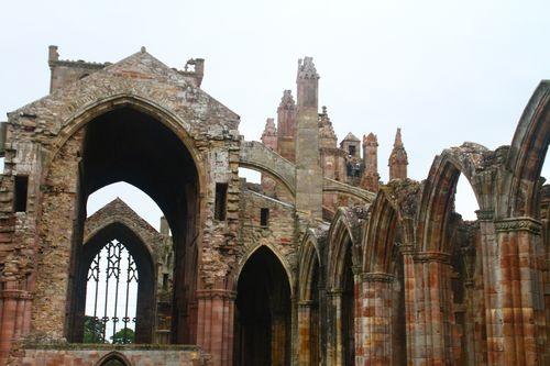 4 Melrose Abbey
