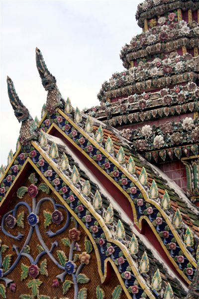 Palace Wat Roof