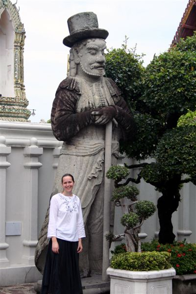 Wat Pho Guard
