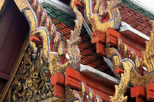 Wat Pho Roof