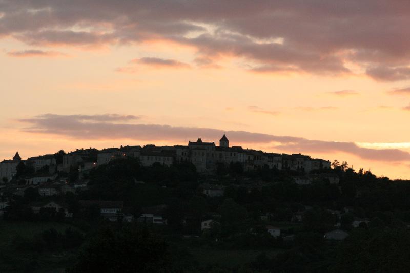 Lauzerte_hilltop_bastide