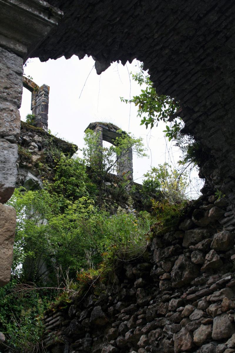 Sorde_labbeye_ruins
